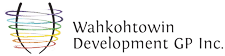 Wahkohtowin Development GP Inc. Mobile Logo