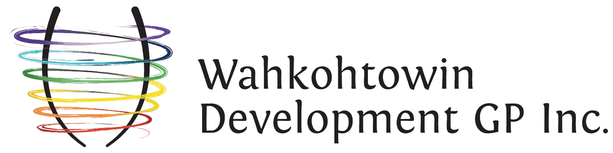 Wahkohtowin Development GP Inc. Retina Logo